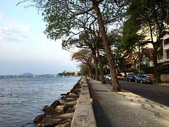 Mureta da urca Rio de Janeiro - Brazil (willian.sisinfo) Tags: travel muretadaurca brazil riodejaneiro iphone