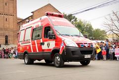 Iveco Daily (Pablo C.M || BANCOIMAGENES.CL) Tags: linares regióndelmaule ciudad city bomberos fiestaspatrias