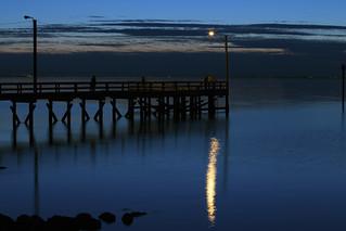 Crescent Beach BC Blue Hour