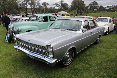 1969 Ford ZC Fairlane 500 Sedan