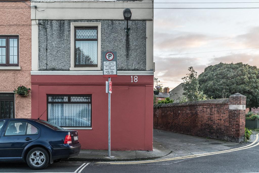 MONCK PLACE IN DUBLIN 7 [PHIBSBORO AREA OF DUBLIN]-133109