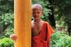 Boy (Strocchi) Tags: boy cambodia orange monk canon eos6d 24105mm