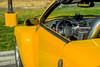 _IGP6712-HDR (niiicedave) Tags: chevrolet chevroletssr convertible green parkinglot parkinglotlamps steeringwheel yellow