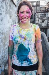 Varanasi - Holi Colour Festival-4
