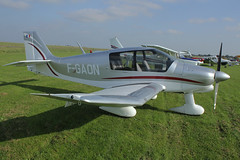 Avions Pierre Robin DR-400-140B Major  F-GAON (Old Buck Shots) Tags: egsv dm avions pierre robin dr400140b major fgaon