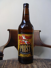 Prost Hefeweizen (knightbefore_99) Tags: beer cerveza pivo tasty hops malt craft prost hefeweizen centralcity vancouver local ale bottle cool awesome art