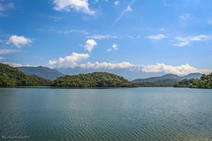 Neyyar Dam Reservoir, Thiruvananthapuram,Kerala.. (Explored) (Gautham Karthik) Tags: india kerala trivandrum thiruvananthapuram neyyar dam reservoir nature hills greenery beautifulscenery water photography landscape