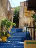 Symi Town   Blue Stairs (Toni Kaarttinen) Tags: greece griechenland grecia grèce grécia ελλάδα elláda ἑλλάσ hellás dodecanese island greek city holiday vacation summer summerholiday symi syme simi σύμη excursion boattrip daytrip sea adrian architecture beautiful stairs alley