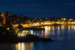 Cornwall - St Ives Night Scene 2016 - 09 (Blundez) Tags: cornwallsep2016 nightshots stives carbisbay england unitedkingdom