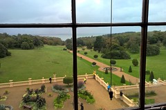 Victoria`s View  HWW (Eleanor (No multiple invites please)) Tags: osbornehouse isleofwight england terrace people window path sea nokialumia october2017