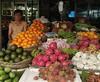 Colors and dreams (Ana Linber) Tags: phnompen pon fruit market city fruta viajar traveling tryp sleeping dreams
