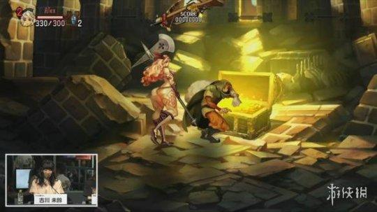 TGS2017:日本DNF!PS4《龍之皇冠 Pro》13分鐘試玩演示公佈