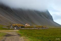 Iceland (John De Gruyter Photography) Tags: iceland ísland vestrahorn stokksnes beach vikingvillage viking