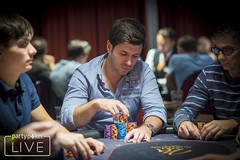 D8A_6679 (partypoker) Tags: partypoker live grand prix vienna austria montesino main event day 2