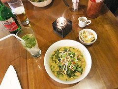 Curry au Melting Wok Warung