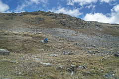 Cielo y tierra (Cenit Diaz) Tags: sandia puno perú naturaleza turismo aventura