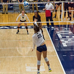 PSU #21 Bryanna Weiskircher serving thumbnail