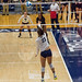 PSU #21 Bryanna Weiskircher serving