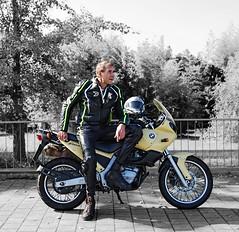 Excursion in autumn. (driver Photographer) Tags: 摩托车,皮革,川崎,雅马哈,杜卡迪,本田,艾普瑞利亚,铃木, オートバイ、革、川崎、ヤマハ、ドゥカティ、ホンダ、アプリリア、スズキ、 aprilia cagiva honda kawasaki husqvarna ktm simson suzuki yamaha ducati daytona buell motoguzzi triumph bmv driver motorcycle leathers dainese