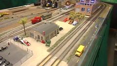 Roark Valley Modular Railroad Club HO-scale.