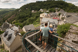 Village de Gimel-les-Cascades © Malika Turin