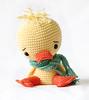 Amigurumi Duck (Pepika) Tags: amigurumi duck crochet pepika duckling