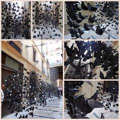 L'estol- Cel Obert 2017, Tortosa (Marlis1) Tags: celobert2017 tortosacataluñaespaña panasonictz71 marlis1 installation art exploreoct92017