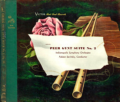 Grieg Peer Gynt Suite No 2 - Sevitzky RCA Victor 78s 1 (sacqueboutier) Tags: vintage vinyl vinylcollection vinyllover vinylnation vinylcollector vinylporn lp lplover lps lpcollection lpcover lpcollector lpcoverart lpcoverlover shellac 78rpm 78s grafonola victrola victor rcavictor rca records record recordings recordcollector recordlover earlyrecords classical classicalmusic music