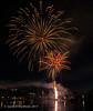 Fireworks (jimgspokane) Tags: fireworks nightshots spokanewashingtonstate spokaneriver aftersunset afterdark otw
