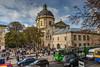 Lviv - HDR (bohnengarten) Tags: ukraine eos 80d europa eastern europe osteuropa lwiw lviv lemberg oblast stadt town monument ivan fedorov statue kirche church