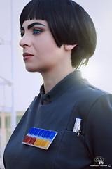 Eleonora as Arihnda Pryce - Disney Rebels - Star Wars (Francesco T Photo) Tags: starwars rebels disney cosplay romics potrait empire