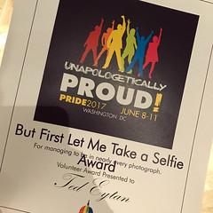 2017.10.12 Capital Pride Volunteer Appreciation, Washington, DC USA 9498