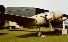 BAPC084 (goweravig) Tags: bapc084 mitsubishi dinah ki46 aircraft rafsaintathan stathan wales uk museum historicaircraftmuseum
