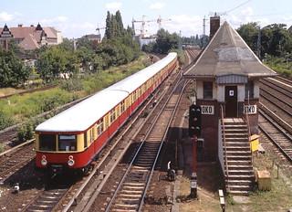 S Bahn - Berlin
