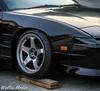 Kev's s13 (Connor Wallis) Tags: nissan s13 200sx 1800sx 240sx rota grids r33 wheels stancenation drift stancee 6two1 vertex fitment