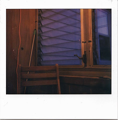 Corner (m.ashe7) Tags: spectra polaroid instantfilm indoors stilllife