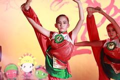 IMG_1872M 媽祖駕到百年宮廟風華系列演出 瑩欣舞蹈團 (陳炯垣) Tags: performance stage dancer