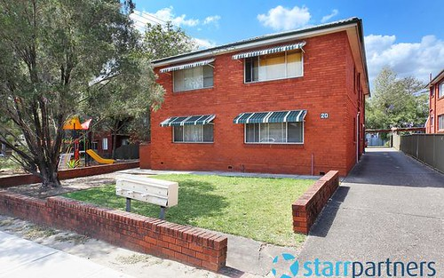20 Walker St, Merrylands NSW 2160