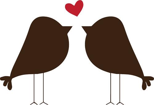 2 love birds
