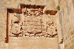 Monasterio de Veruela-Armas de D. Fernado de Aragón (Eduardo OrtÍn) Tags: monasterio veruela aragon zaragoza