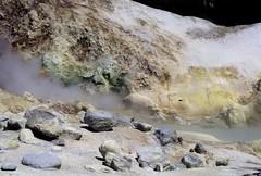 Big Boiler fumarole (Bumpass Hell, Lassen Volcano National Park, California, USA) 3 (James St. John) Tags: hot spring springs bumpass hell thermal area lassen volcano volcanic national park california hydrothermal cascade range hydrothermally altered rock rocks big boiler fumarole fumaroles