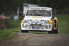 Renault 5 Turbo Group B (antoinedellenbach.com) Tags: worldcars classic car race racing motorsport canon eos automotive classiccars automobiles vintage raceway racecar sport course historictrophy festival lightroom coche driver rallye eifel allemagne germany eifelrallyefestival groupeb groupb speed dreisbrück daun adac legend stage sigma 150600 contemporary 6d renault r5 turbo renaultsport
