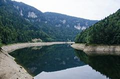 Reflecting Back DSK2310 (iloleo) Tags: landscape mountains switzerland nikond7000 nature reflections summer lacdesbrenets lake