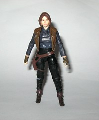 sergeant jyn erso star wars the black series red packaging rogue one walmart exclusive 3.75 inch basic action figures 2016 hasbro b (tjparkside) Tags: sergeant jyn erso rebel rebels blaster pistol rifle weapon weapons belt holster jacket vest alliance star wars black series basic action figure figures misb rogue one 1 2016 2017 hasbro tbs 375 inch 3 34 disney warrior red packaging part stock scope walmart exclusive jedha