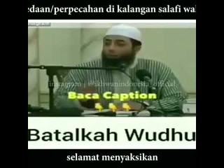 Apakah kencing kucing 😽 najis? DR. Khalid Basalamah, LC, MA yg benar.