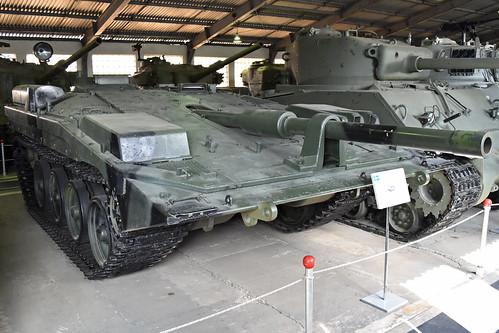 Stridsvagen 103 (Strv 103) - Kubinka Tank Museum