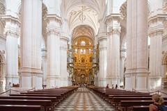 kathedraal van Granada ... (Alex Verweij) Tags: kathedraal granada andalusie spanje spain canon 5d holiday
