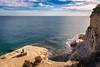 [ #300 :: 2017 ] (Salva Mira) Tags: benissa acantilats acantilados cliffs mar sea marinaalta lamarina paísvalencià salvamira salva salvadormira