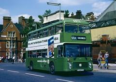 FKM871V Maidstone & District 5981 London Victoria (jc_snapper) Tags: fkm871v bristolvrt ecw bus maidstonedistrict londonvictoria nbc