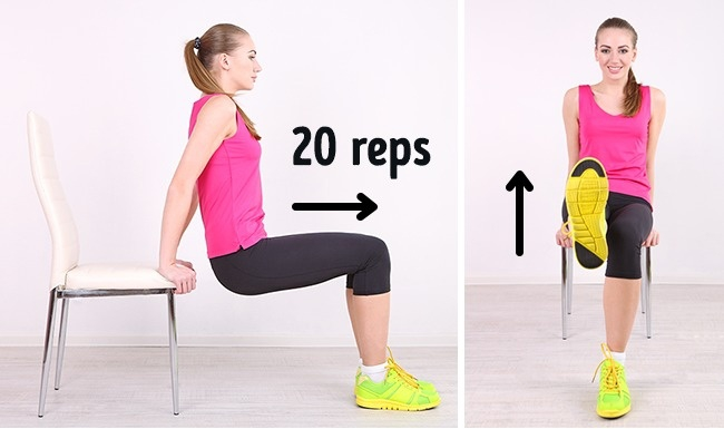 Bỏ ra 10 phút mỗi ngày để giảm mỡ bụng nhanh chóng, đây chính là cách dành cho bạn - Ảnh 5.